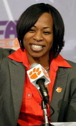 Clemson Tabs Itoro Coleman to Lead Women's Basketball Program
