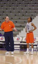 Clemson Lady Tigers to Face Arkansas Friday in NCAA Tournament