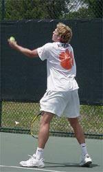 Minnesota Men's Tennis Team Downs Clemson, 7-0