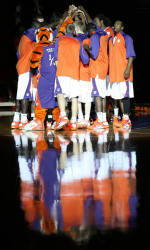 Booker, Tiger Basketball Receive Preseason Accolades