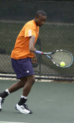 Clemson's Nathan Thompson Honored by the ITA