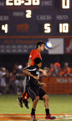 South Carolina Downs Clemson 1-0 in Overtime