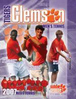 Clemson Men's Tennis Media Guide Available Online