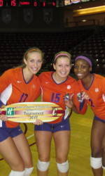 Tigers Take College of Charleston Invitational with Thrilling Five-Set Win