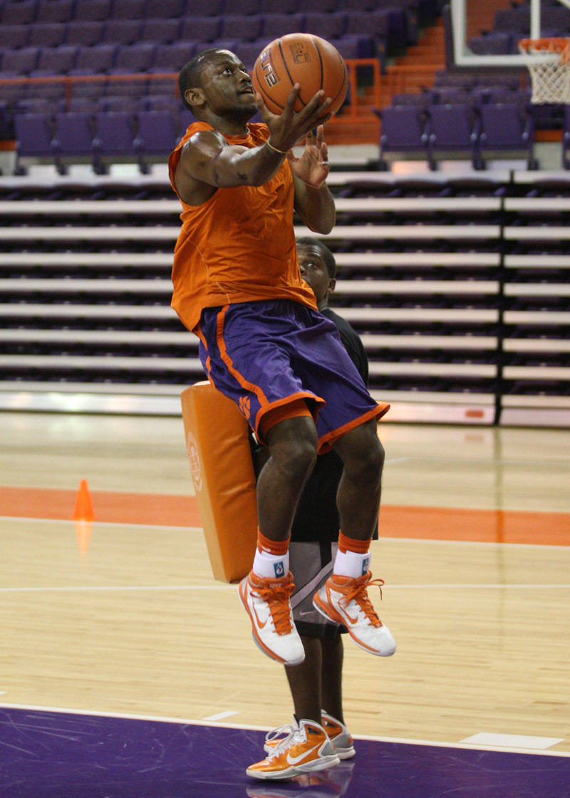 Individual Workouts (Photos by Rex Brown) – Clemson Tigers