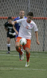 Clemson Defeats N.C. State 2-1 in Overtime