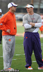 Clemson Football Video: March 7, Spring Practice