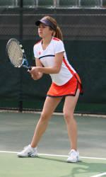 Women's Tennis Falls To Miami, 4-3, In ACC Semifinals