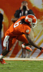 Tigers Fall to West Virginia in 2012 Discover Orange Bowl