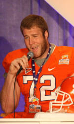 Clemson Orange Bowl Video Report – January 3