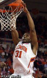 Clemson Men's Basketball Team to Face Florida State on the Road Sunday