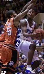 Game Notes:  Duke at Clemson