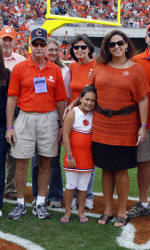 BI-LO and Clemson Athletics Host Winners of Tailgate with the Top Tigers Promotion