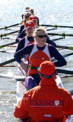 Clemson to Participate in NCAA Rowing Championships This Weekend