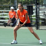 Women's Tennis Wins 4-3 Decision Over South Alabama On Tuesday