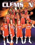 2007-08 Clemson Women's Basketball Media Guide