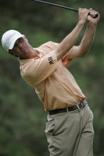 Glover Makes Cut at 2010 Masters