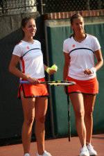 Four Women's Tennis Players Ranked In ITA Preseason Poll