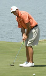 Saunders 11th Entering Final Round of Southern Amateur