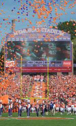 Clemson Memorial Stadium Ranked Best in the Nation by Bleacher Report