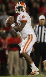 Clemson's Tajh Boyd Earns Manning Award Honor Once Again