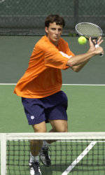 Former Tiger Tennis Star Clement Reix Wins Two Consecutive Futures Pro Circuit Titles