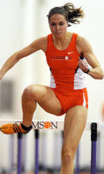 Women's Track & Field Moves up to No. 4 in USTFCCCA Rankings