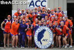 Clemson Captures Its First Atlantic Coast Conference Rowing Championship