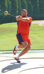 Sprinters, Padgett Lead Clemson Track & Field at Florida Relays