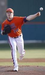 Clemson Baseball Team Welcomes Wright State This Weekend