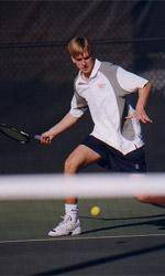 Clemson Men's Tennis Defeats Tennessee Tech, 5-2