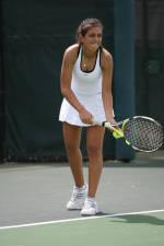 Women's Tennis To Wrap Up Regular Season This Weekend