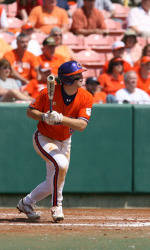 Clemson Baseball Hits The Road To Take On South Carolina Tuesday