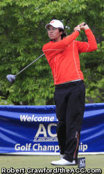 Three Clemson Golfers Named to Academic All-ACC Team