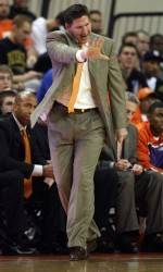 Clemson and Wofford to Meet Monday Night at Littlejohn Coliseum