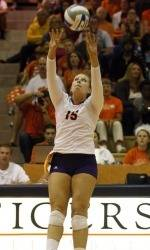 Clemson Volleyball Takes Five-Match Win Streak on the Road