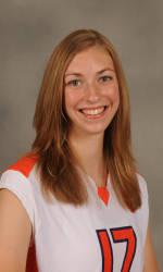 Vickery Hall Women's Student-Athlete of the Week – Alexa Rand