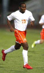 Clemson's Freshman K.C. Onyeador Earns ACC Men's Soccer Weekly Accolade