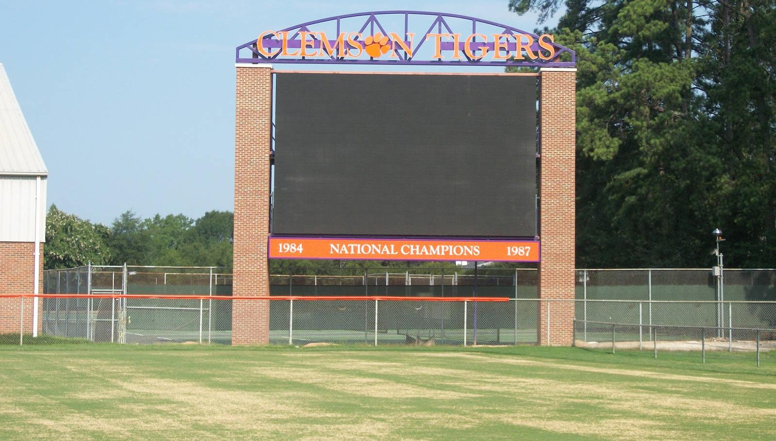 Clemson Men's Soccer Will Have Viewing of Gold Cup at Historic Riggs Field