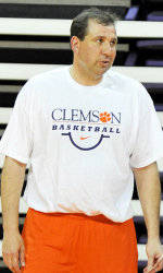 Mike Winiecki Named Assistant Men's Basketball Coach at Clemson