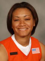 Clemson Women's Basketball Feature: Tasha Taylor