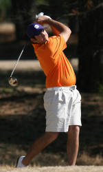 Clemson in Second Place After First Round of NCAA Southeast Regional