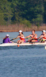 Tiger Rowing Finishes 11th at Aramark Central/South Sprints