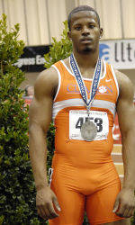 Padgett Leading Strong Group of Sprinters at Clemson