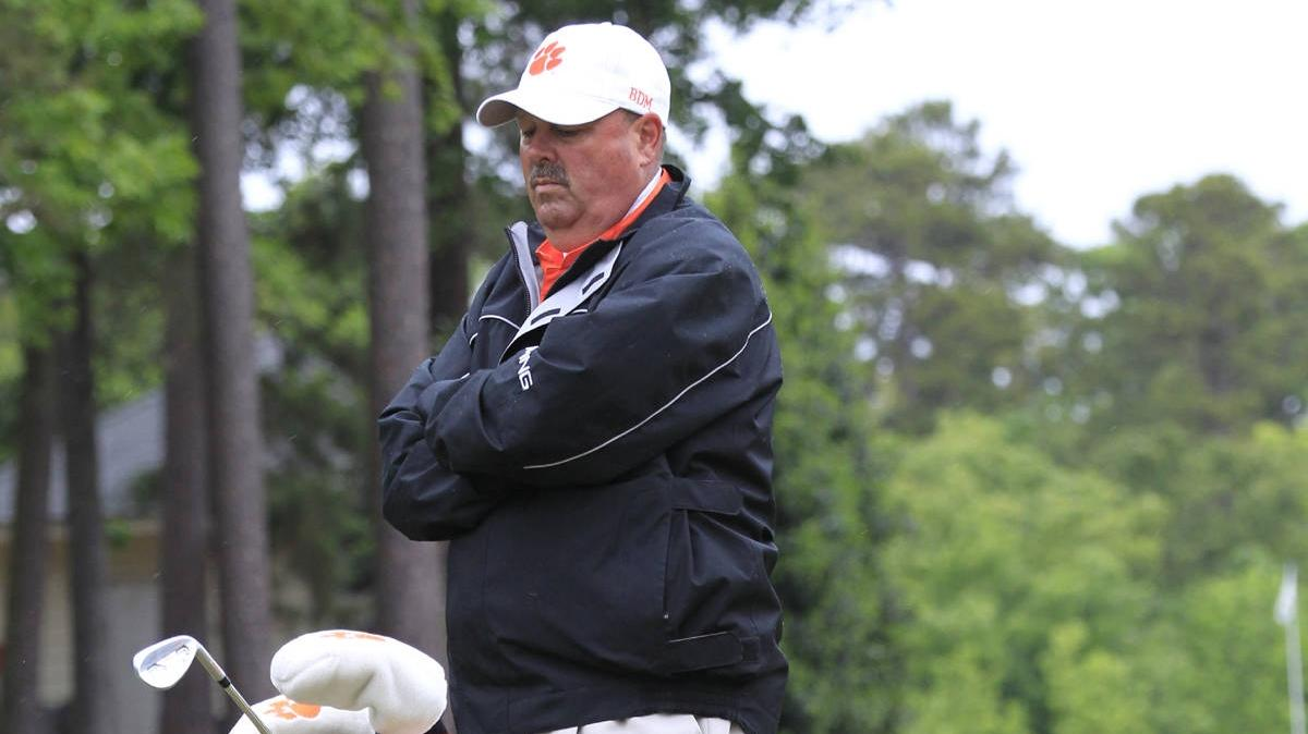 Clemson in Third Place at Jerry Pate Invitational