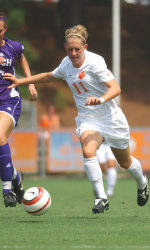 20th-Ranked Lady Tiger Soccer Team to Face #23 Long Beach State Friday Night