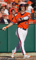 Clemson Baseball Team to Play Host to Charleston Southern Tuesday