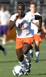 Clemson Women's Soccer Team to Face UNC-Asheville and UAB on the Road this Weekend