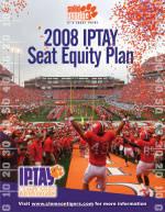 Clemson 2008 IPTAY Memorial Stadium Seat Equity Plan Announced