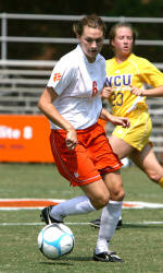 Clemson Women's Soccer Team to Play Host to Florida State Thursday Night